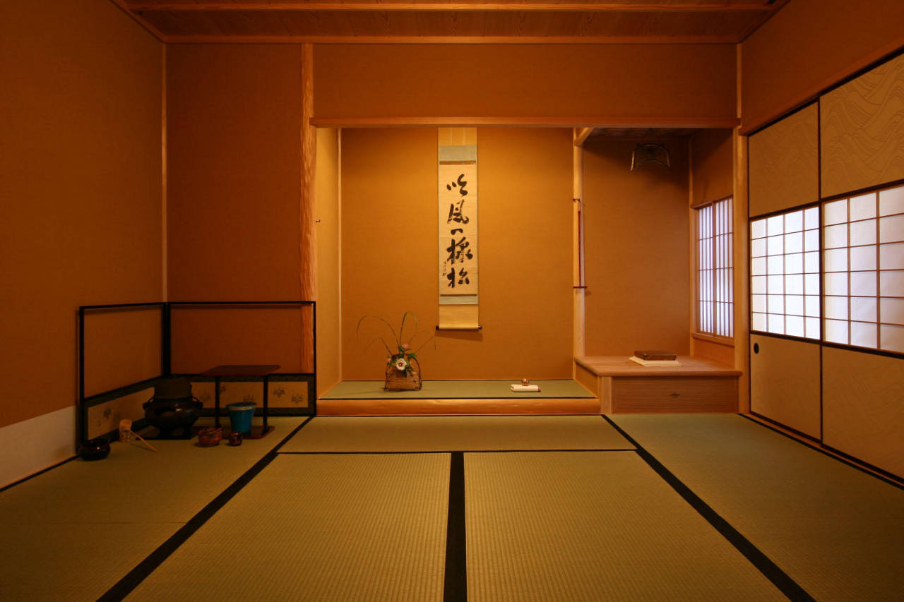 Traditional japanese arts the tea ceremony cha no yu for Salon de te