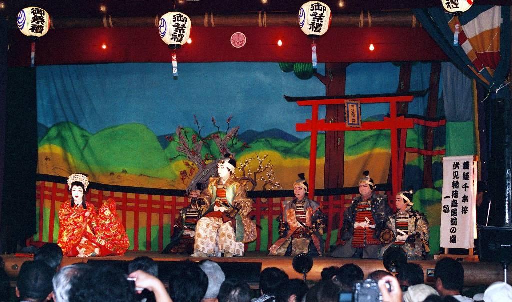 Kabuki Theatre History Theatre Kabuki