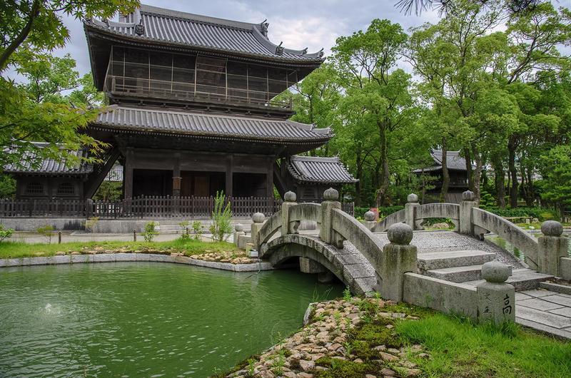 shofukuji temple hakata