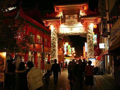 kobe chinatown nankinmachi