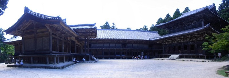 engyoji temple mount shosha san himeji
