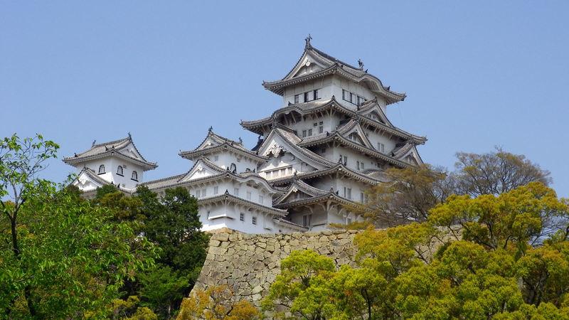 himeji castle day