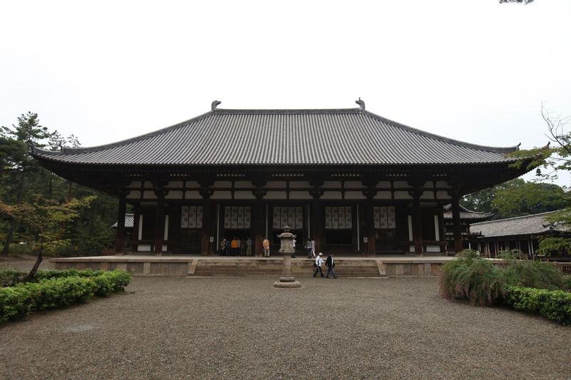 toshodaiji temple nara