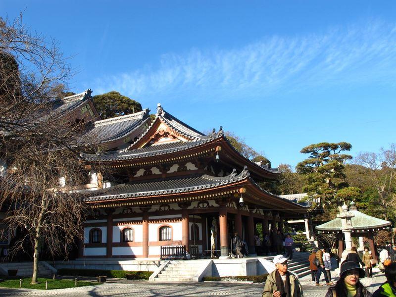 Side trips from Tokyo: Hasedera Temple in Kamakura - youinJapan.net