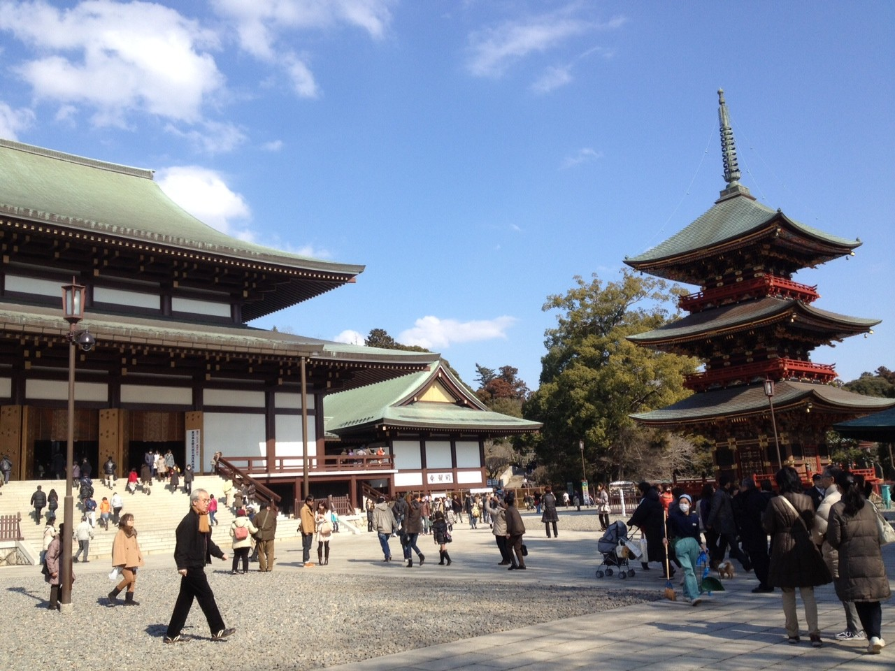 Side trips from Tokyo: Narita (town) - youinJapan.net