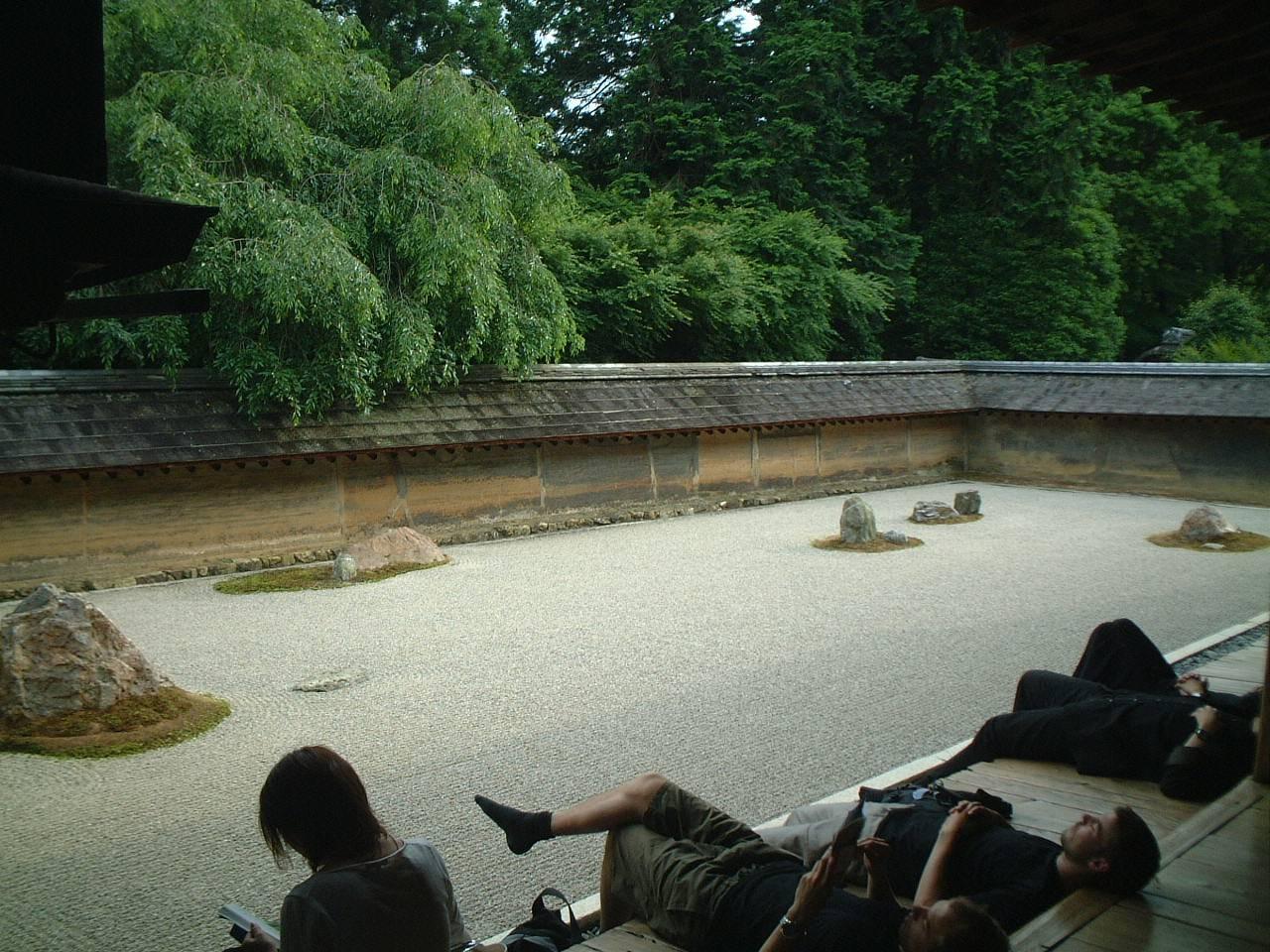 Resultado de imagen de ryoan ji aerea