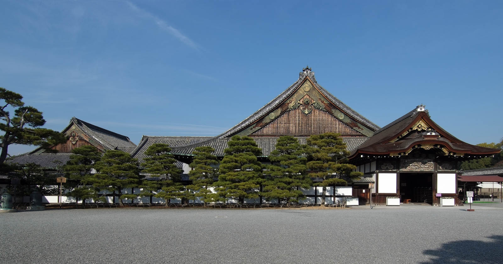 Kyoto travel guide area by area: Nijo Castle - youinJapan.net