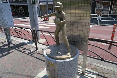 estatua de benji price tokyo