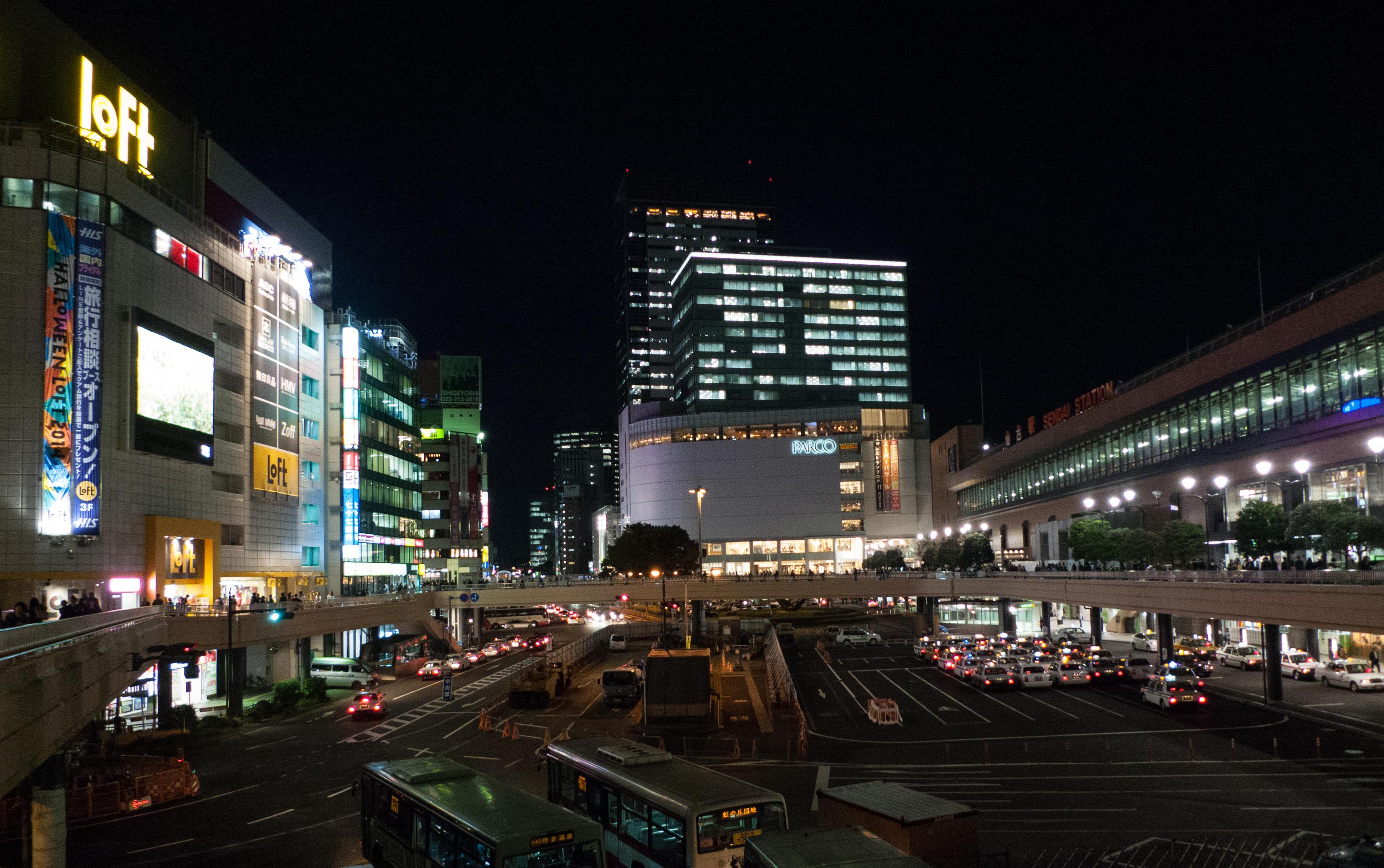 Prostitutes in Sendai