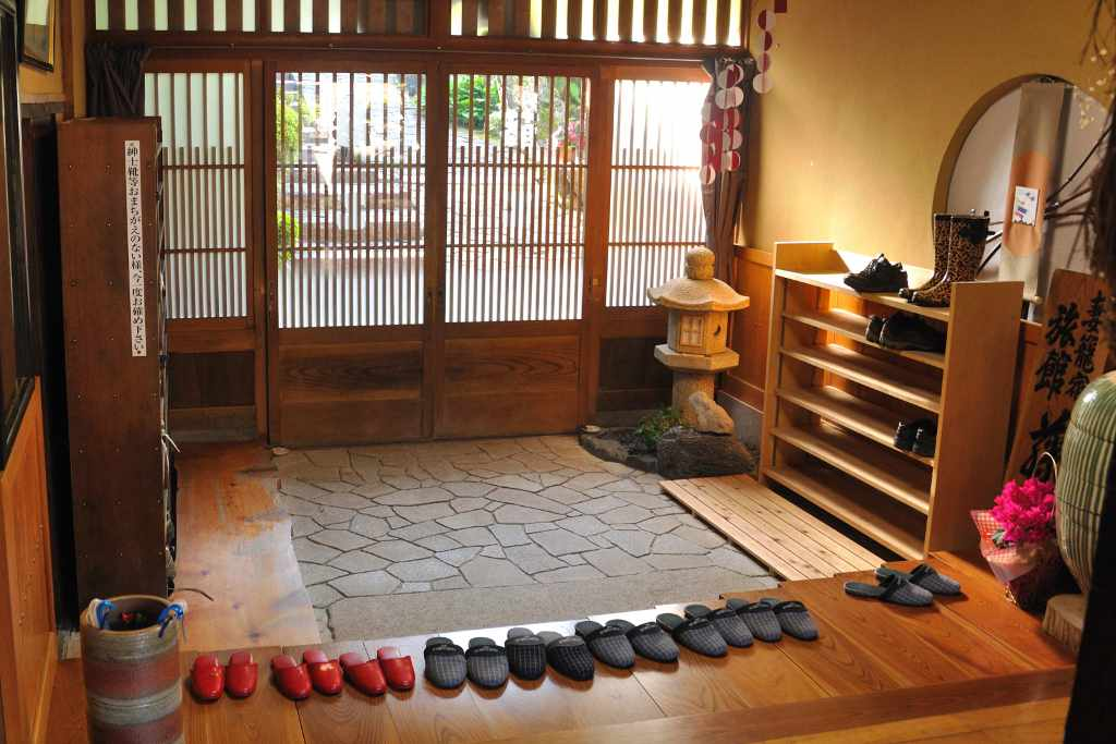 The ryokan traditional japanese hotel youinJapannet