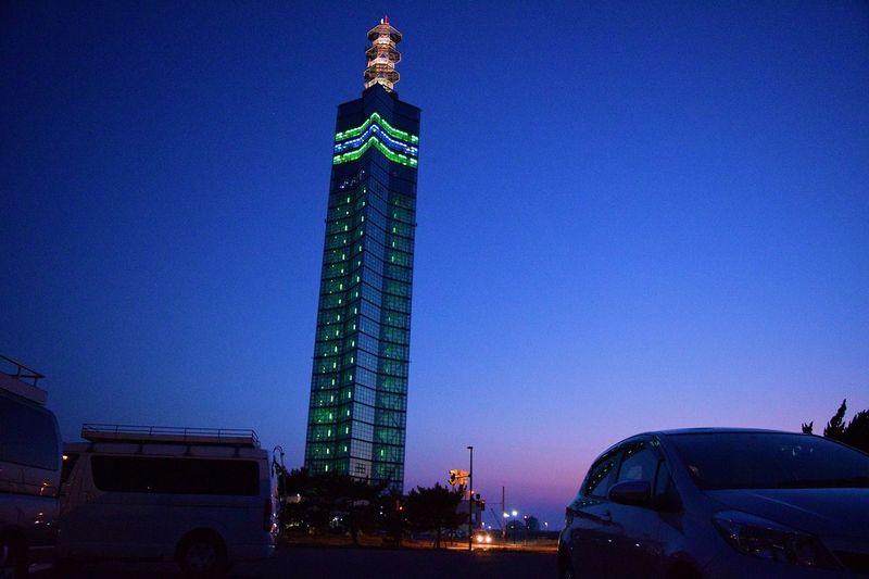akita selion port tower