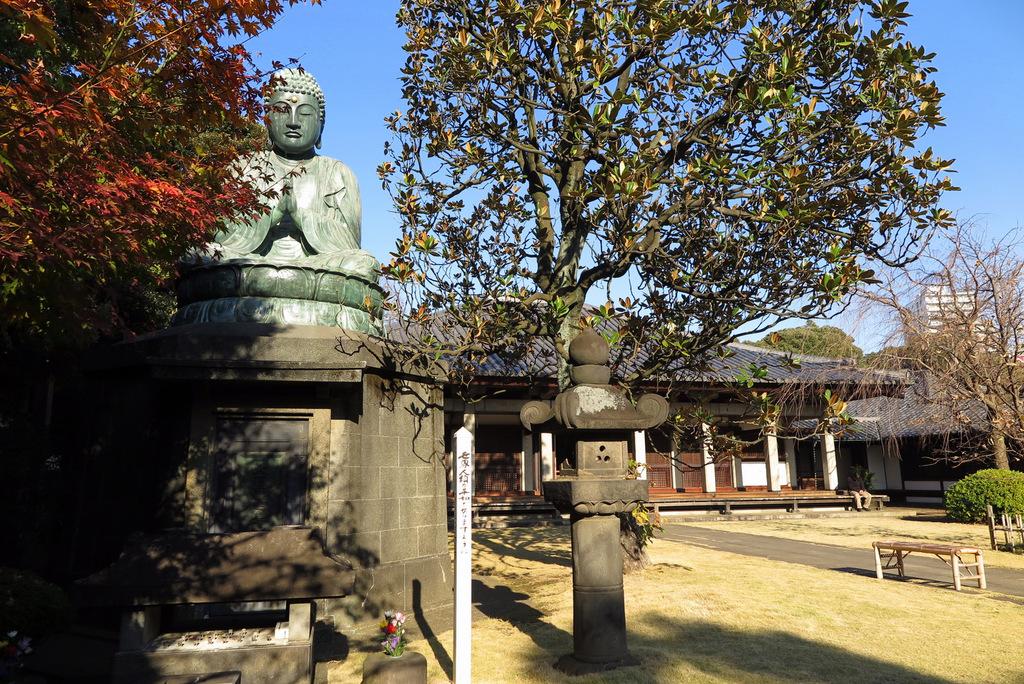 templo tennoji en yanaka